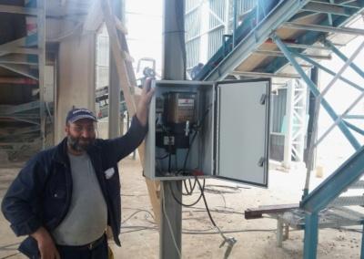 Efficiency in rock crusher facilities