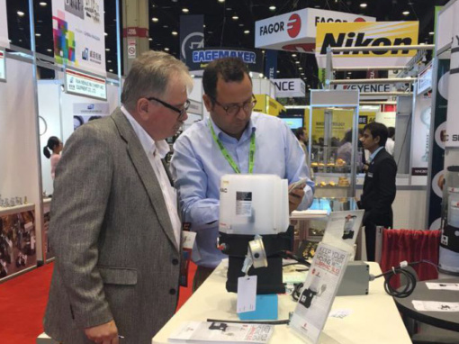 Great exhibition held in Chicago, IMTS 2016