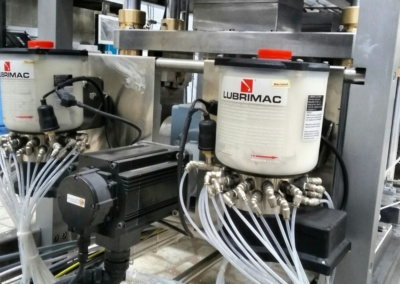 ACC101 for packaging machine lubrication